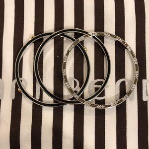 Henri Bendel stackable bracelets